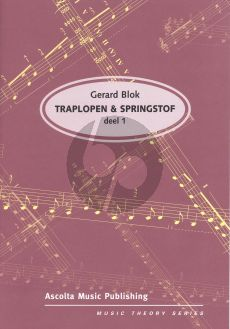 Blok Traplopen & Springstof Vol.1 (Solfege en Theorie)