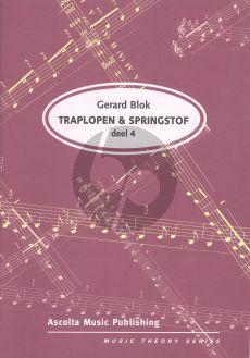 Blok Traplopen & Springstof Vol.4 (Solfege en Theorie)