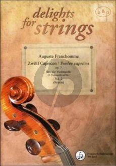 12 Capricen Op.7 Vol.2