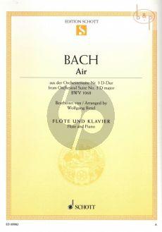 Air Flöte - Klavier