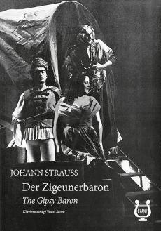Strauss Der Zigeunerbaron Klavierauszug