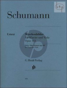 Marchenbilder (4 Pieces) Op.113 Viola and Piano