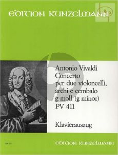 Concerto g-minor RV 531 (PV 411)