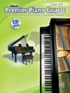 Premier Piano Course Book 2B Lesson Book