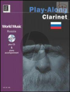 World Music Russia (Clarinet-Piano) (Bk-Cd)