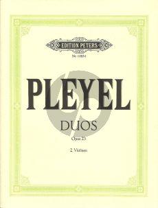 Kleine Duos Op.23 (Herrmann)