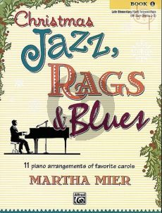 Christmas Jazz Rags & Blues Vol.1