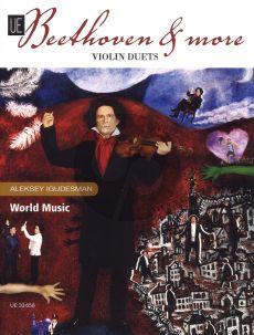 Igudesman Beethoven & More Violin Duets