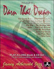 Jazz Improvisation Vol.89 Darn that Dream