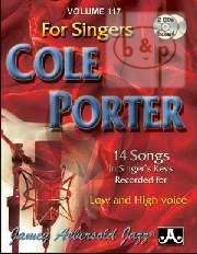 Jazz Improvisation Vol.117 Cole Porter for Singers