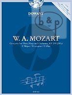 Concerto C-major KV 299(297c) (Flute-Harp-Orch.)