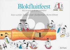 Delft Blokfluitfeest Vol.1 (Wijs en onwijs op de sopraanblokfluit)