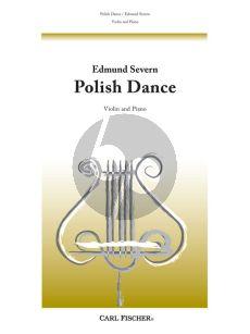Severn Polish Dance Violin-Piano