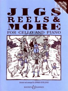 Jigs Reels & More Violoncello-Piano