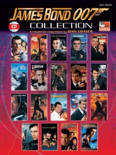 James Bond Collection Easy Piano