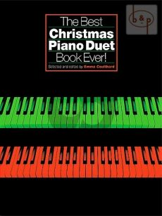 Best Christmas Piano Duet Book Ever