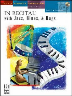 In Recital with Jazz-Blues & Rags Vol.2
