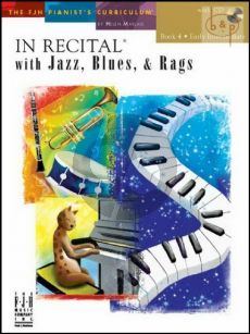 In Recital with Jazz-Blues & Rags Vol.4