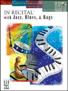 In Recital with Jazz-Blues & Rags Vol.5