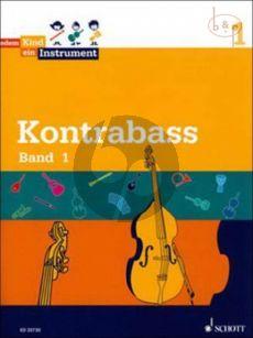 Jedem Kind ein Instrument: Kontrabass Vol.1