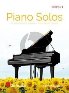 Merkies Piano Solos Vol.1 (12 intermediate Solos)