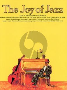 Joy of Jazz (Easy to Medium Grade Piano Solos) (Agay)