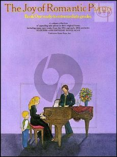 Joy of Romantic Piano Vol.1