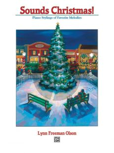 OLson Sounds Christmas (Piano Stylings of Favorite Melodies) (Intermediate Level)