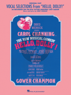 Herman Hello Dolly Vocal Selection