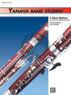 Yamaha Band Student Vol.1 Bassoon