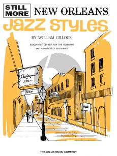 Gillock Still More New Orleans Jazz Styles Piano solo