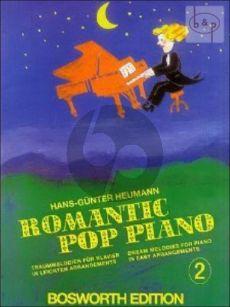 Romantic Pop Piano Vol.2