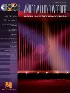 The Music of Andrew Lloyd Webber Piano Duet