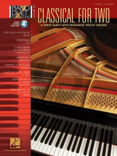 Classical for Two Piano Duet