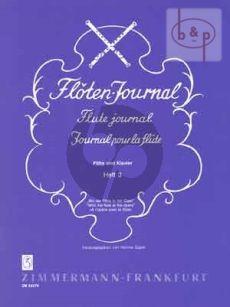 Floten Journal Vol.3 (Mit der Flote in der Opera)