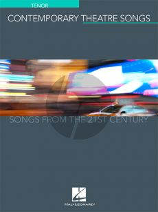 Contemporary Theatre Songs – Tenor