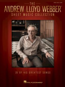 The Andrew Lloyd Webber Sheet Music Collection Piano-Vocal-Guitar