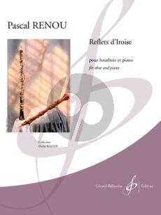 Renou Reflets d'Iroise Hautbois et Piano
