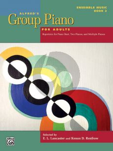 Alfred's Group Piano for Adults: Ensemble Music Book 2