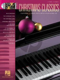 Christmas Classics Piano Duet