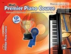 Premier Piano Course Book 1A Performance