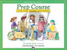 Alfred Prep Course Notespeller Book Level C