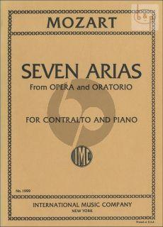 7 Arias from Opera and Oratorio