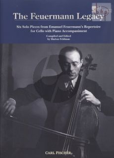 The Feuermann Legacy for Cello and Piano