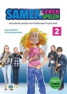 Kastelein-Oldenkamp Samen Leren & Samenspelen 2 Klokkenspel-Percussie