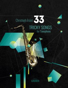 Enzel 33 Tricky Songs for Saxophone