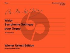 Widor Symphonie Gothique Organ (Friedrich/Roth) (Wiener-Urtext)