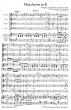 Mozart Missa Brevis B-dur KV 275 (272b) (Soli-Choir- Orch.-Organ) (Vocal Score) (edited by Franz Beyer) (Breitkopf)