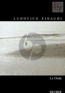 Einaudi Le Onde for Piano Solo