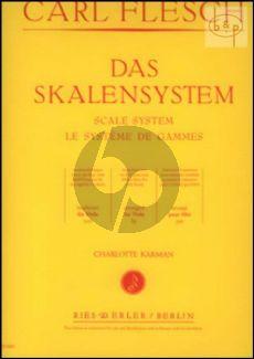 Das Skalensystem Viola